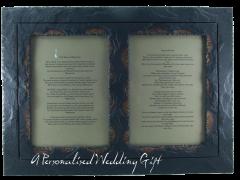 personalised wedding gifts