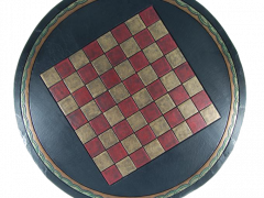 Handmade Chess Table