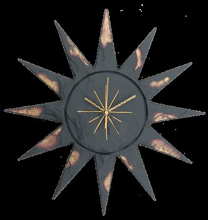sun clock.