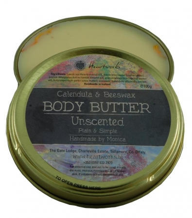 Calendula and Beeswax Body Butter