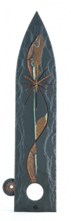 Large Gothic Pendulum clock