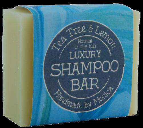tea tree and lemon shampoo