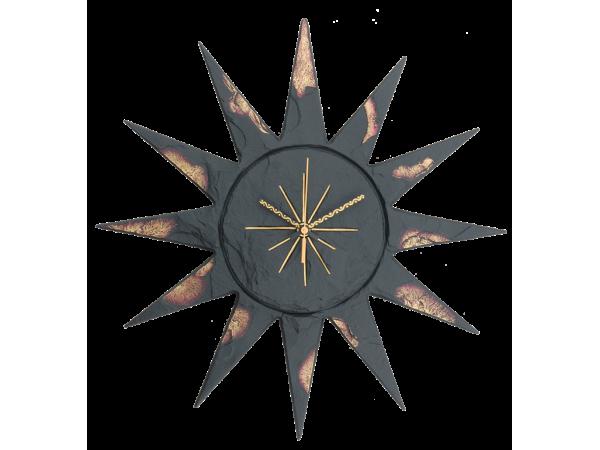 Slate sun clock