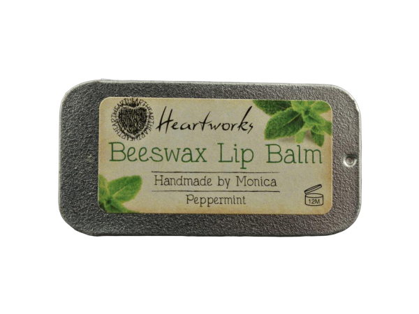 Lip Balm with Peppermint
