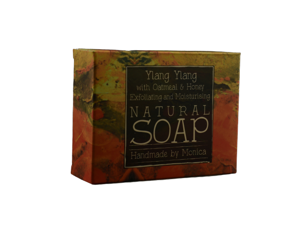 Natural Handmade Soap with Ylang Ylang