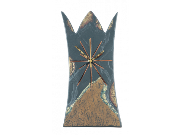 Slate Regal Clock