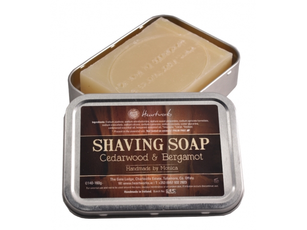 Shaving Soap Cedarwood & Bergamot