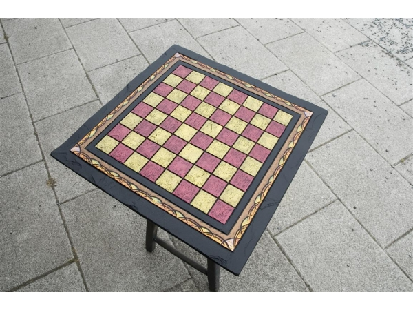 slate-chess-board