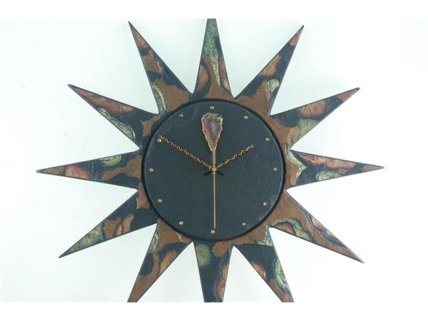 slate-sun-clock