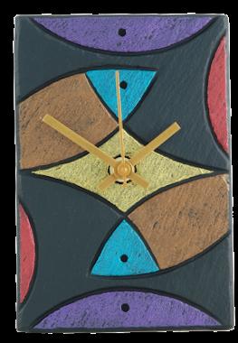 Clock fish Theme