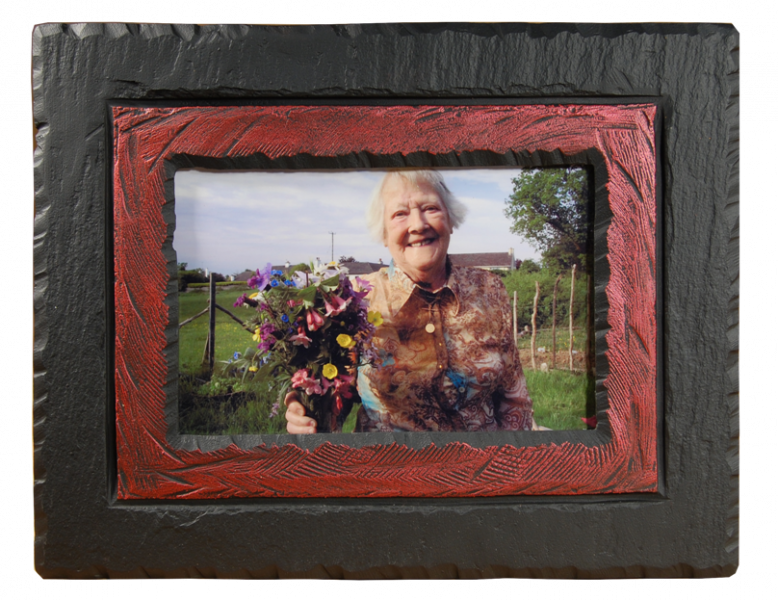 photo frame red band