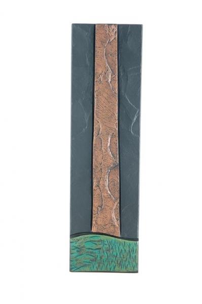 Tree Trunk c on slate