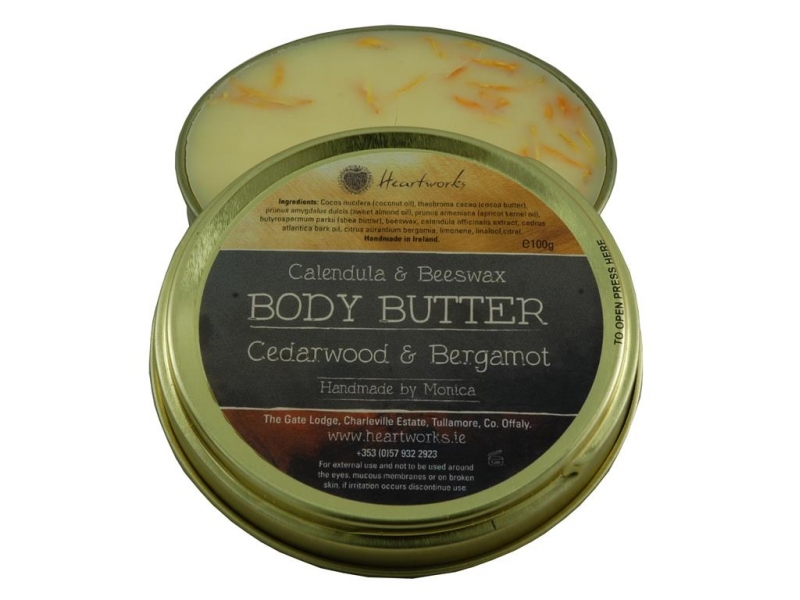 Calendula rich Body Butter
