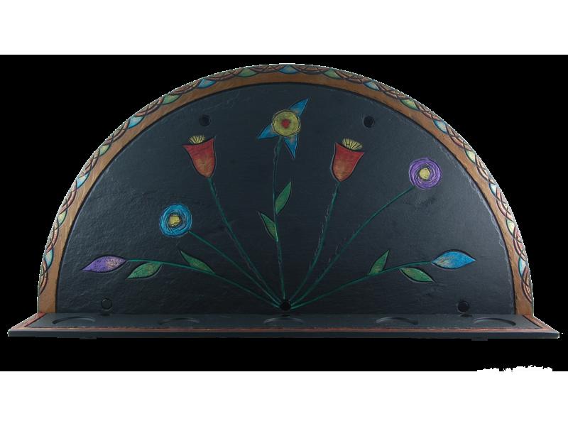 flower-holder-semi-circle-medium