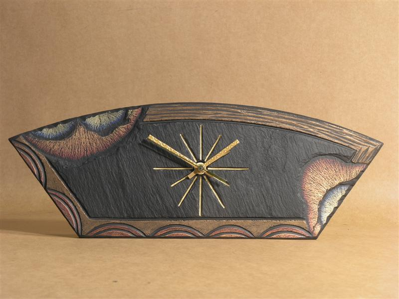 free-standing-slate-clocks
