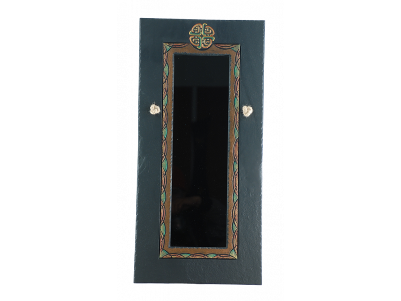 rect.mirror-with-celtic-knot-and-border-medium