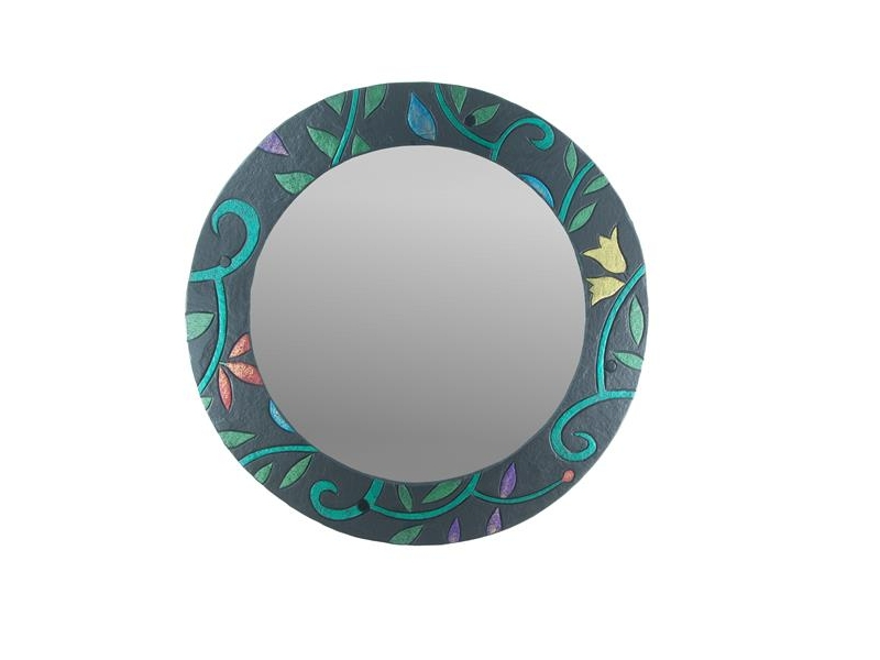 round-mirror