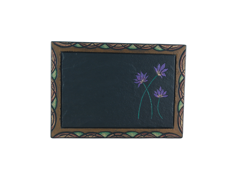 Slate Gift Plaque without words