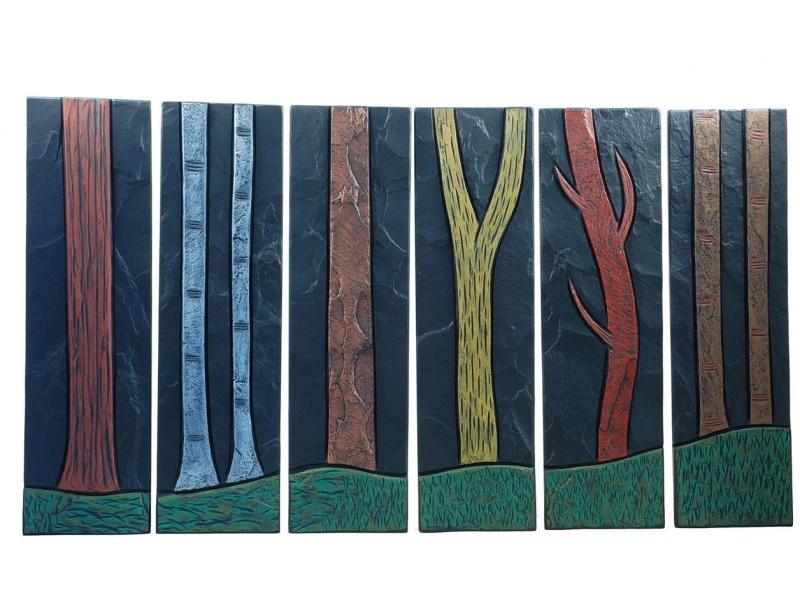 tree-trunks-on-slate