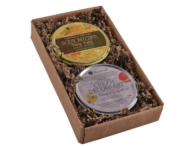 ylang ylang fragranced skincare