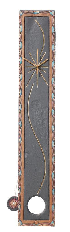 Pendulum Clock Ace Celtic Border